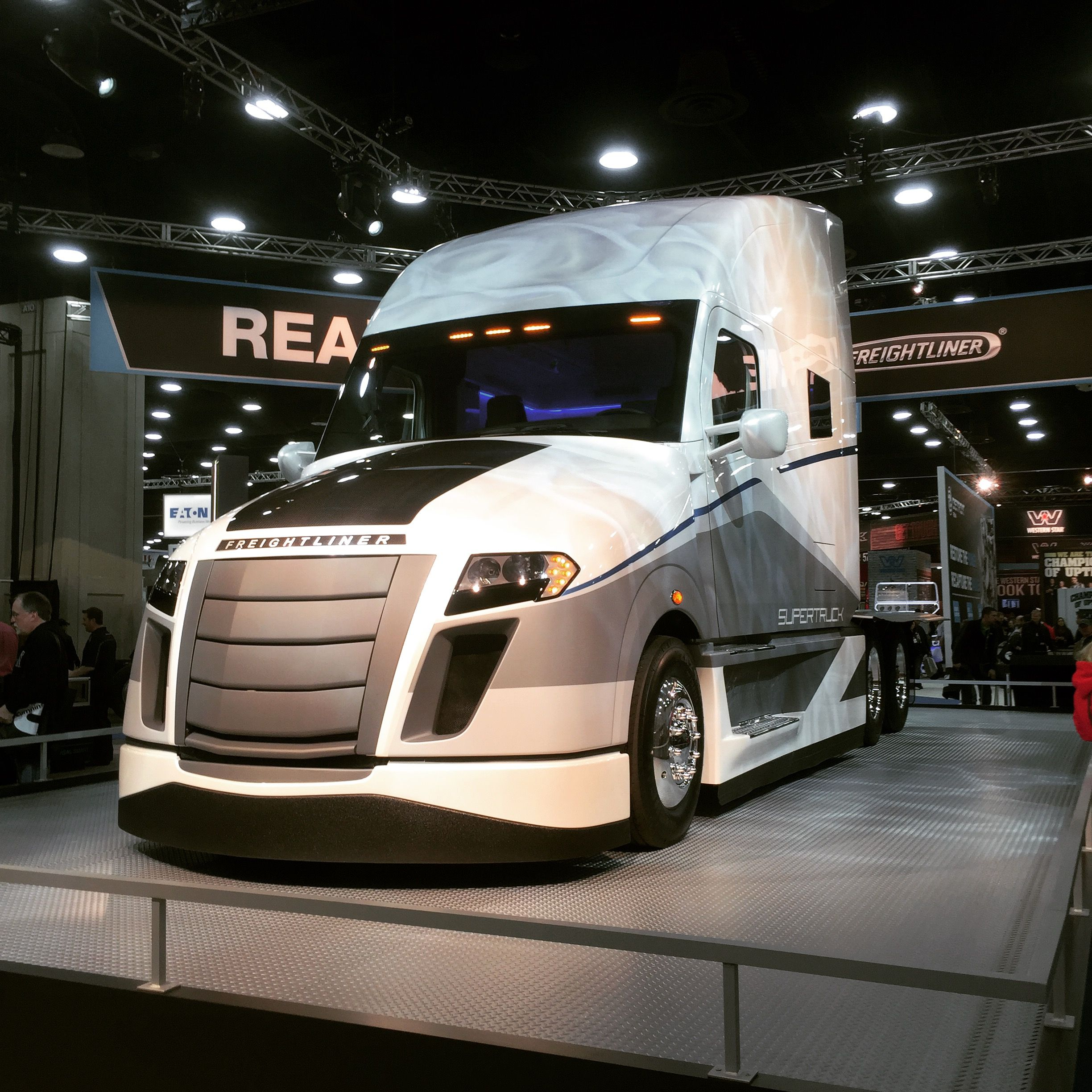 race car meets luxury rv meets trucking this is the truck of the future trucking trucks. Black Bedroom Furniture Sets. Home Design Ideas