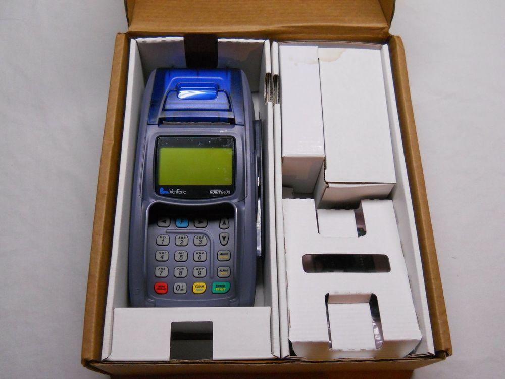 Credit Card Terminal W Manual Slider Verifone Nurit 8400 Sn 801 316 650 Verifone With Images Credit Card Terminal Credit Card Sliders
