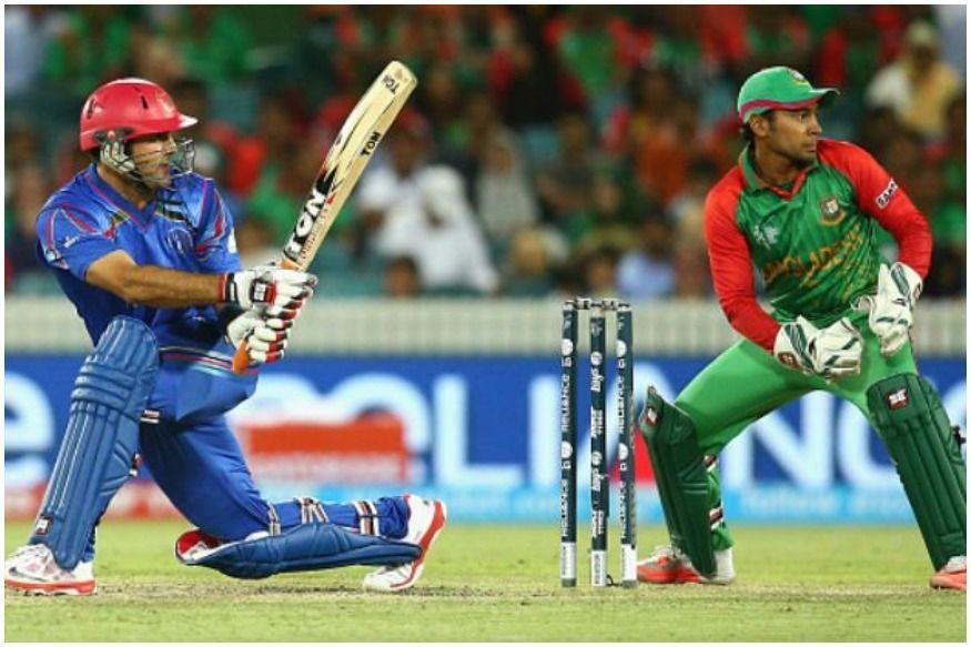T20 सरज कय शकब अल हसन एड कपन क हर पएग अफगनसतन? Cricket