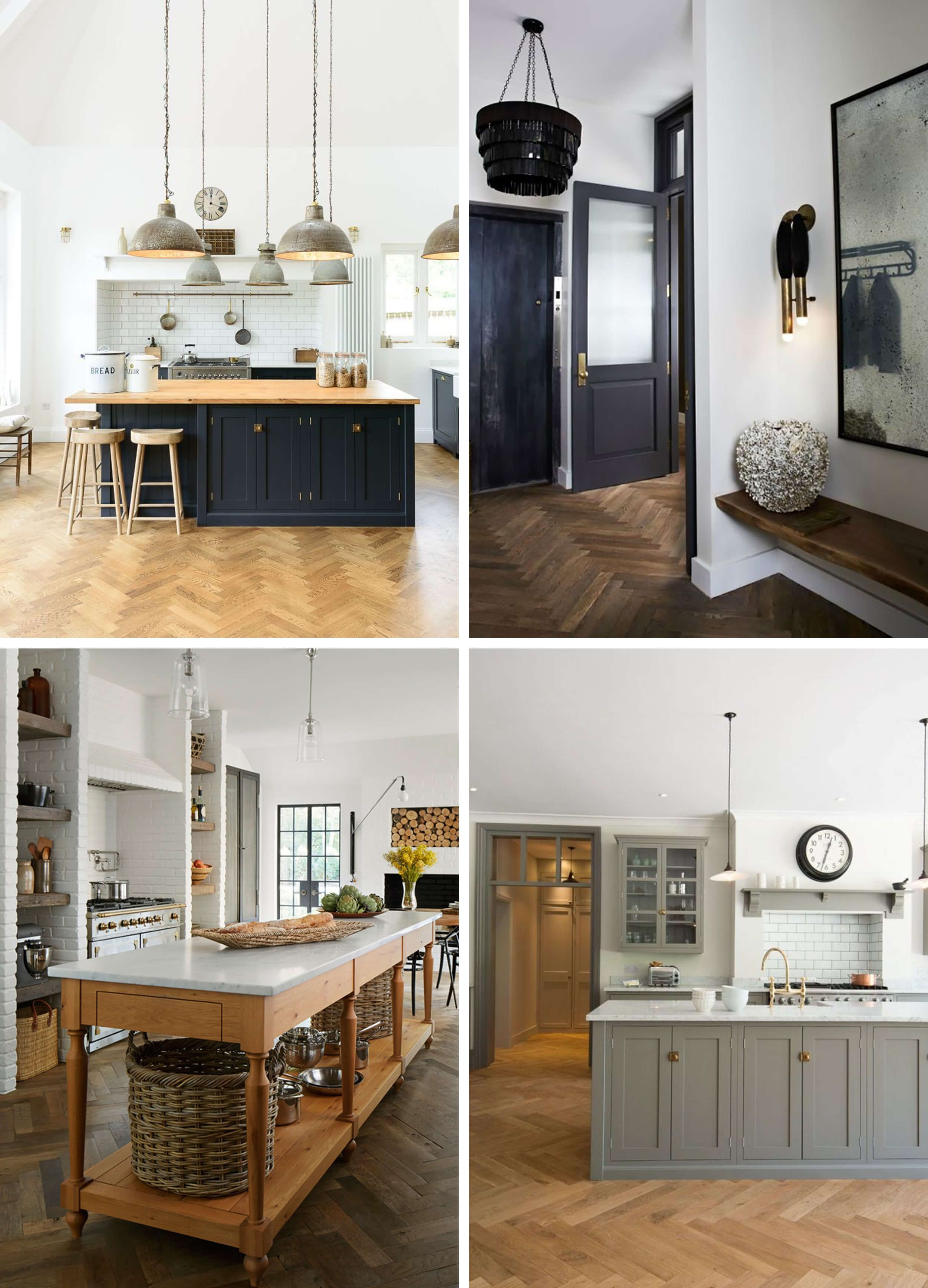 the story of our herringbone flooring architecture and decor wooden kitchen floor kitchen on kitchen remodel floor id=28983