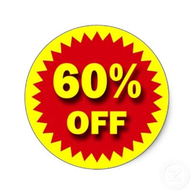 Right now only, 80% off. Can you believe it?   ... perfect