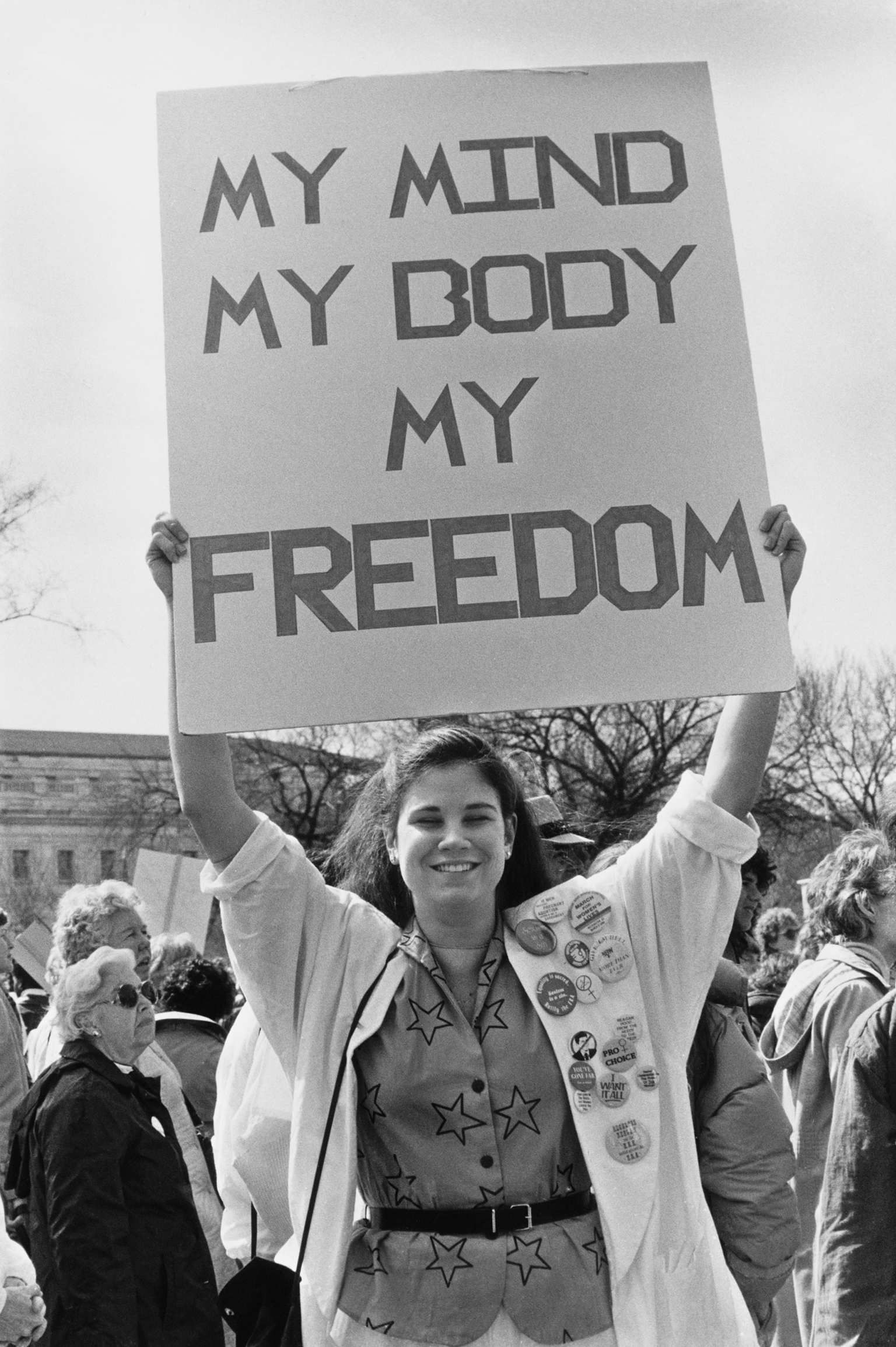 The Neatly Packaged Rage Of A Protest Sign Protest Signs Reproductive Rights Womens Protest