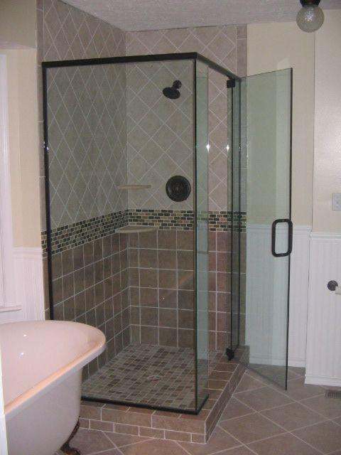 Glas Bad Türen Für Die Dusche   Badezimmer vinyl, Kleines ...