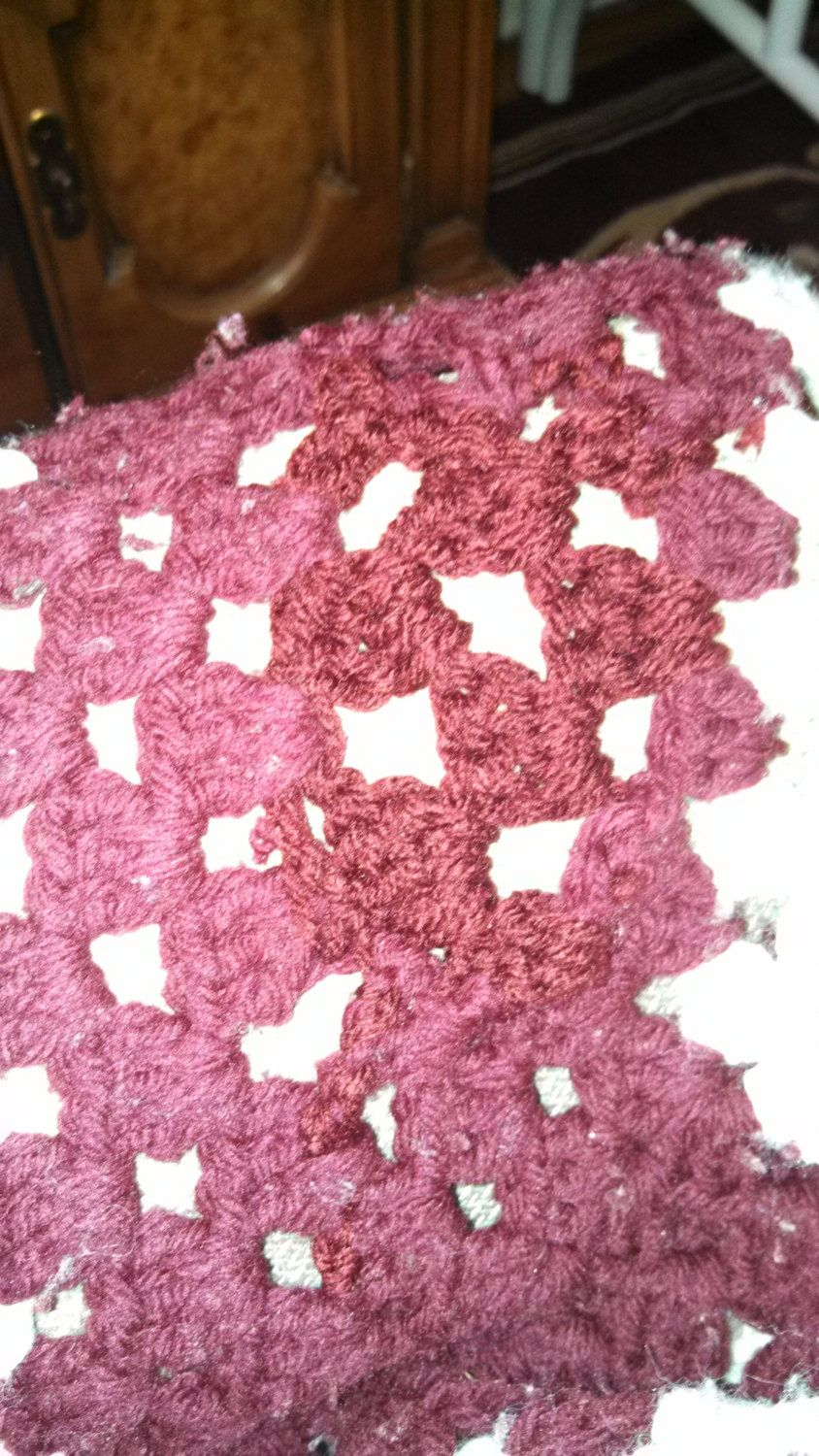 I Repair Torn Crochet Items by MerriMedley on Etsy, $40.00