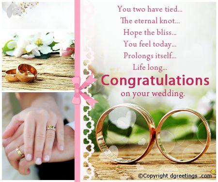 A wedding congratulation card for the couple congrats pinterest a wedding congratulation card for the couple m4hsunfo