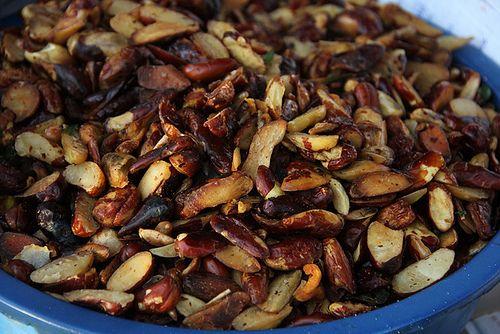 Deep Fried Broad Beans - Sri Lanka | Food of Sri Lanka | Jackfruit