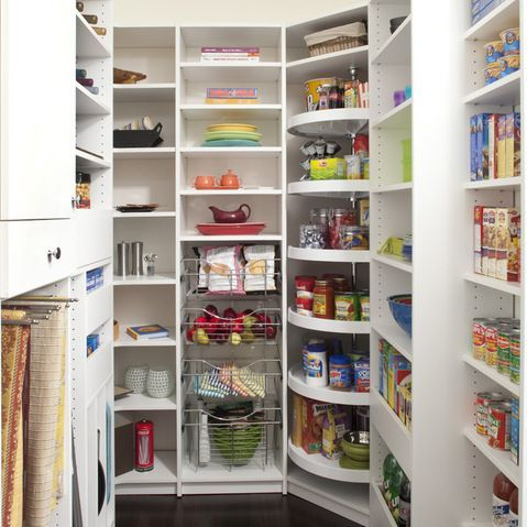 What Do You Think Of This Walk In Pantry Design Yay Or Nay