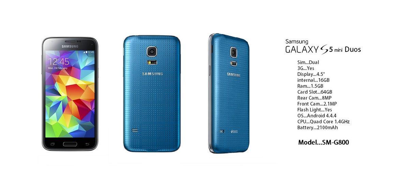 Samsung Galaxy S5 Mini Duos Blue Samsung Galaxy S5 Galaxy S5 Samsung Galaxy