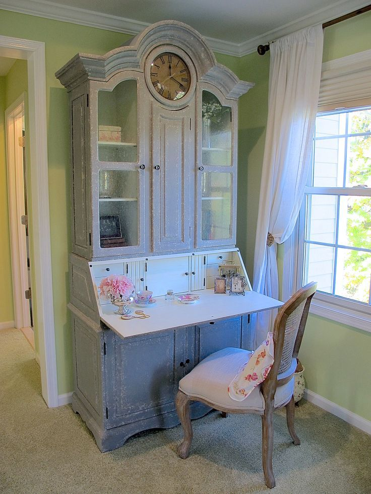 Dressing Table Ideas Why I Use a Writing Desk as a