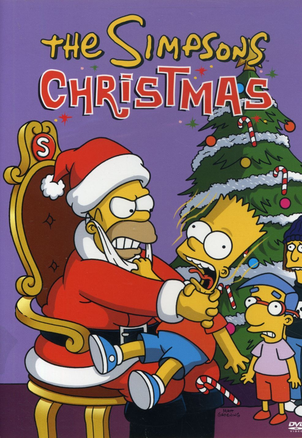 The Simpsons Christmas Episodes.Twentieth Century Fox The Simpsons Christmas With The The