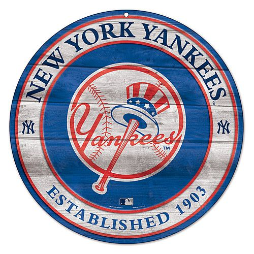 Banners Signs Home Office New York Yankees New York Yankees Logo New York Yankees Apparel