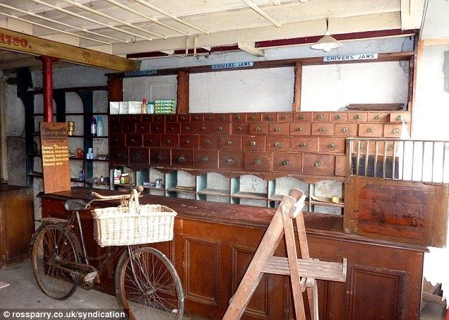 'Mini Harrods' village store run by the same family for 200 years goes on  sale with rare covenant to ensure it stays a shop - Mini Harrods' Village Store Run By The Same Family For 200 Years