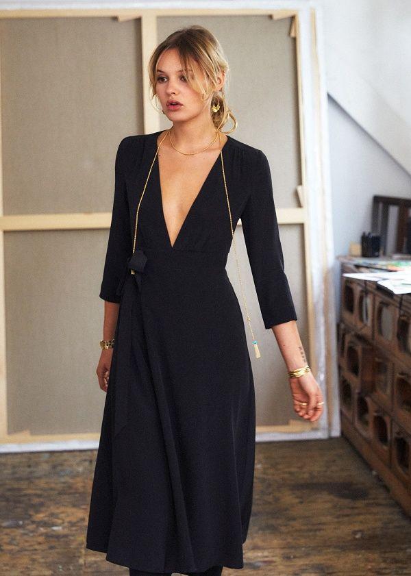 Sézane - Dune Dress