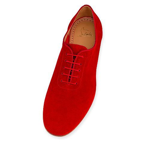 5ebb3cbbbc063 Stunning Christian Louboutin New Arrivals, Spring 2017! The Ac Alfred Flat.  Follow rickysturn/mens-fashion