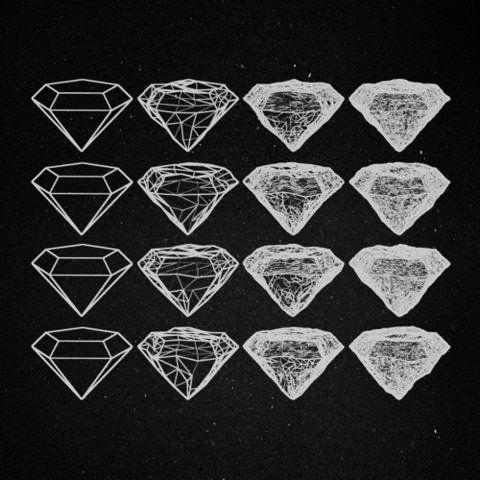 Best 25+ Diamond drawi...