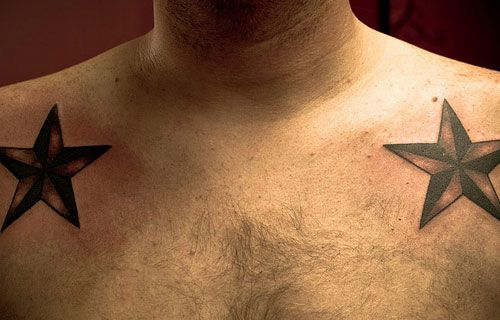 Best Tattoo Ideas For Men Nautical Star Tattoos Star Tattoo On Shoulder Star Tattoos
