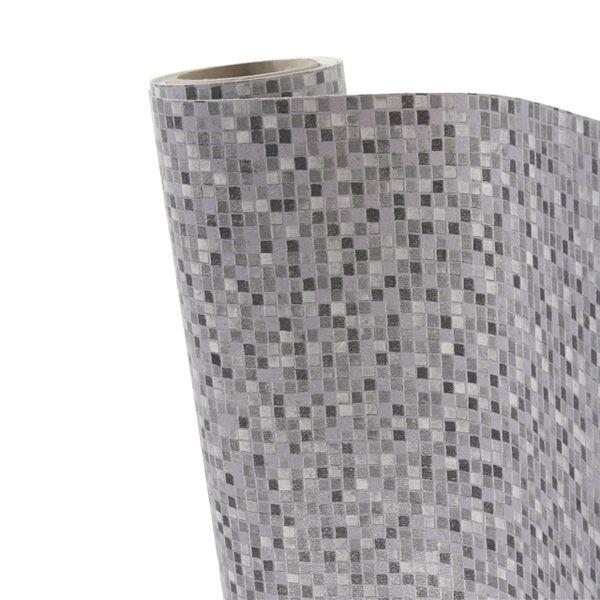 Revêtement sol PVC Evrest Spa gris 2m - CASTORAMA