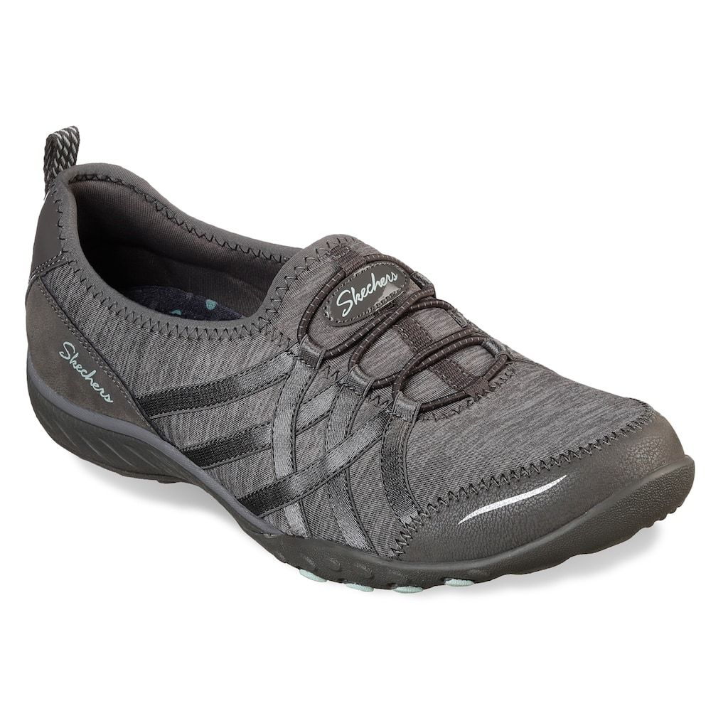 Günstig Skechers Breathe Easy Golden Relaxed Fit Schuhe