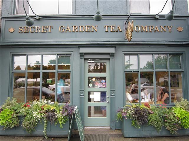 The Secret Garden Tea Company High Tea Vs Afternoon Tea With