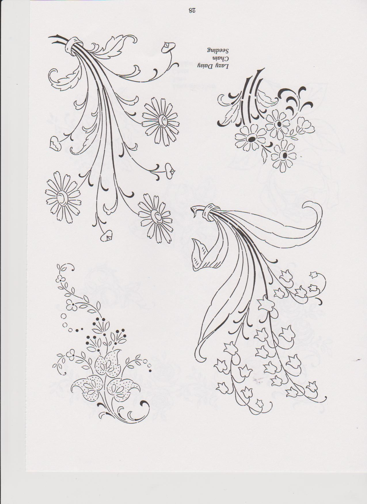 DESIGN: Vintage Lily of the Valley. | Mountmellick & white work ...