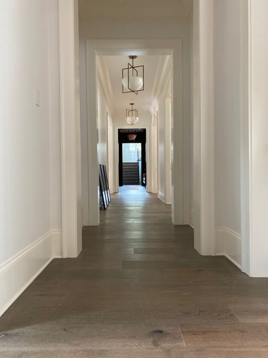 2020 New Build With Wide Plank Engineered Floors In 2020 Engineered Flooring Wide Plank Flooring