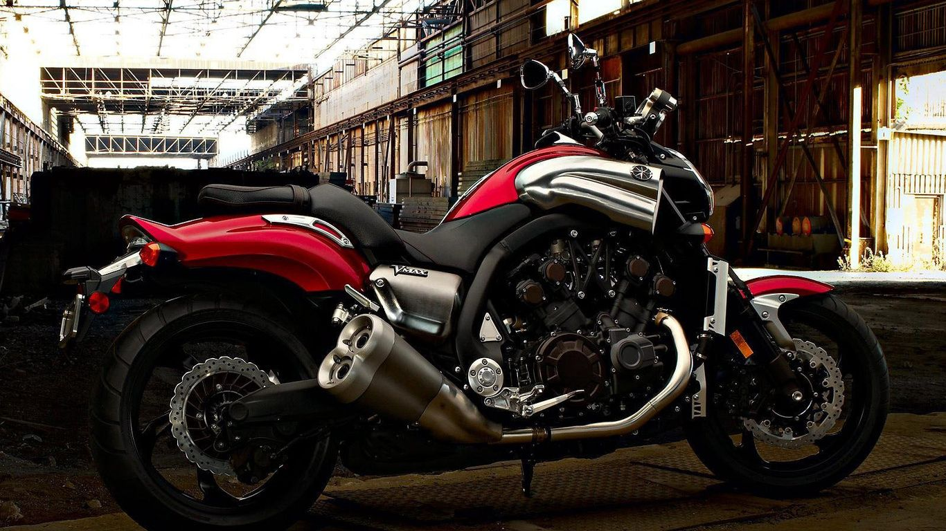 yamaha vmax 1700 red | авто/мото | Pinterest | Cars