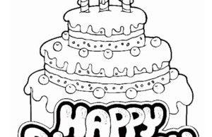 Geburtstag Ausmalbilder 03 Dean Dean