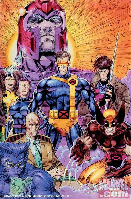 Pin By Johnny Cortez On X Men Jim Lee Art Comics Artwork Comic Books Art