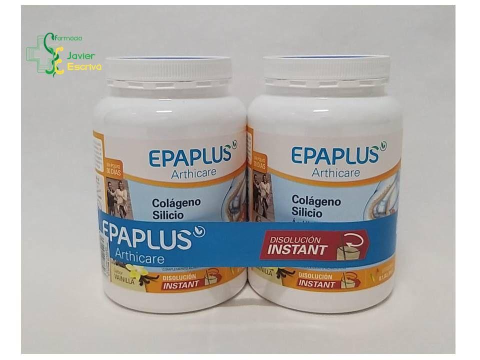 Duplo Epaplus Colageno Silicio Acido Hialuronico Magnesio