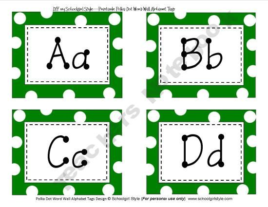 Various Word Wall Letter Templates Teaching Organization - letter templates word