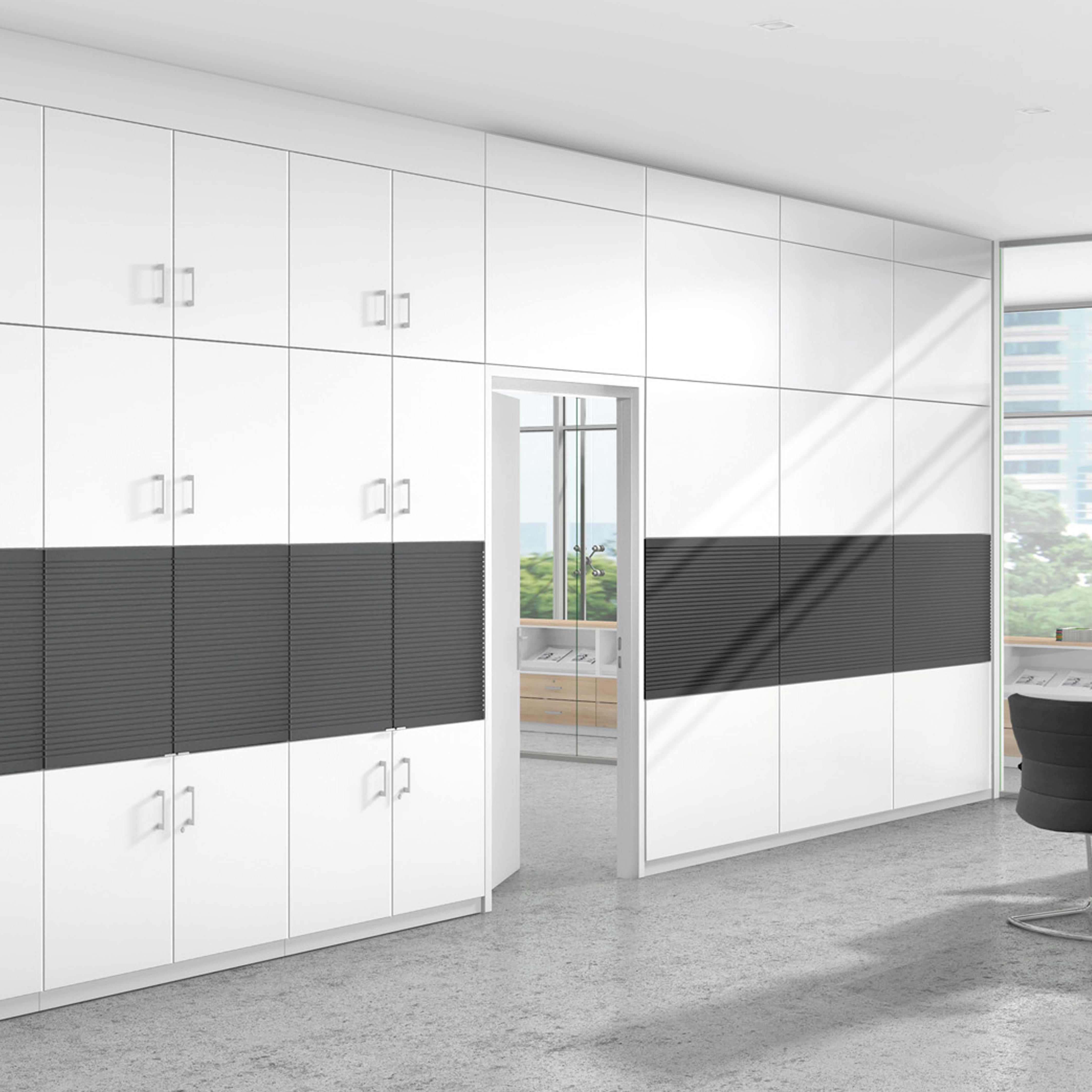 Allvia Storage System Has Office Storage Covered, From Storagewall Solutions