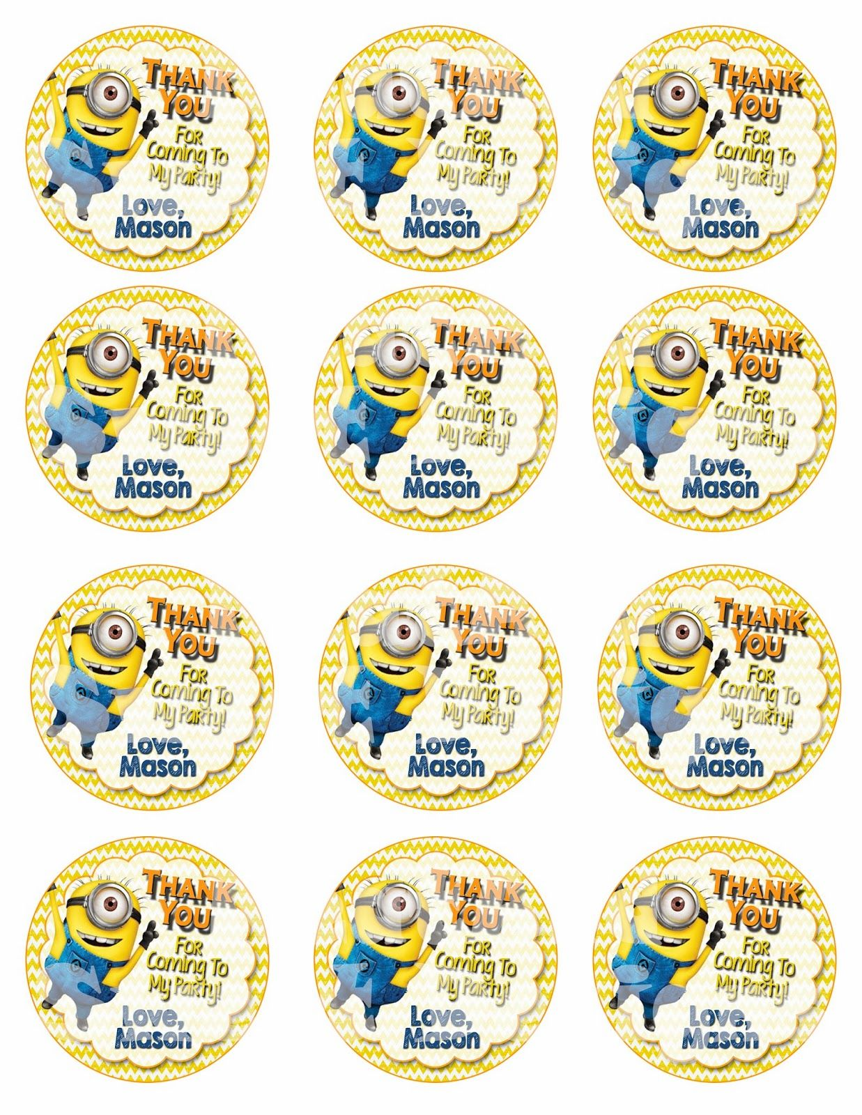 Despicable me minion birthday party a cup cake recipe party despicable me minion birthday party a cup cake recipe filmwisefo Gallery