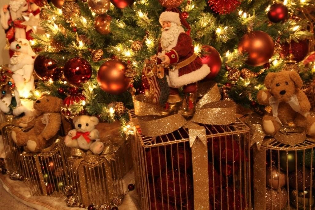 christmas holiday decorations possible dreams santa photograph by tommy greer