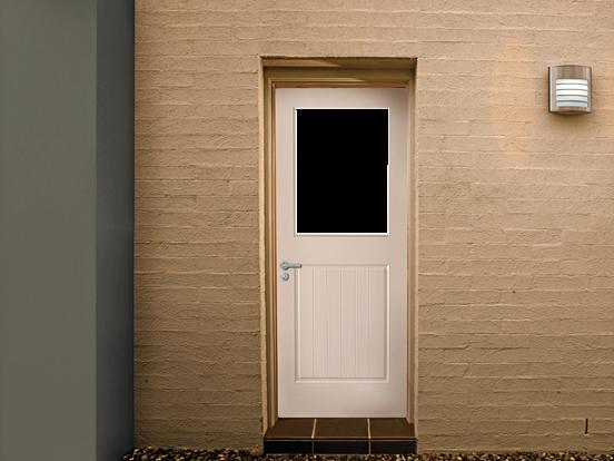 Corinthian Doors Backdoor No 7a External Doors Door Installation Doors
