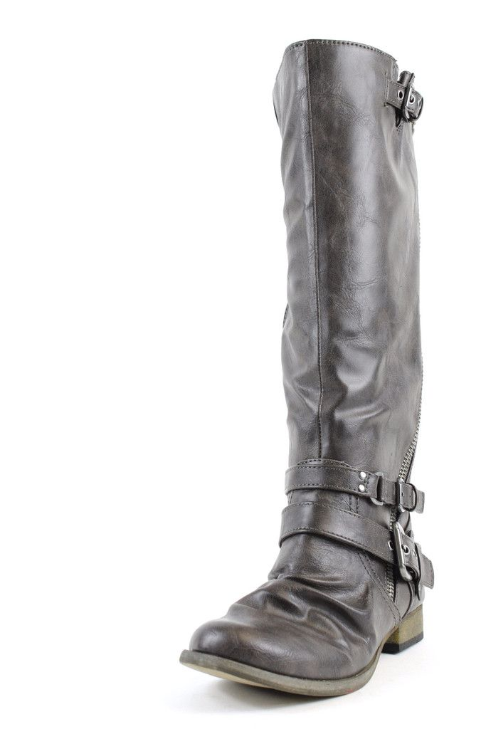 Taupe boots, Boots, Wide calf boots