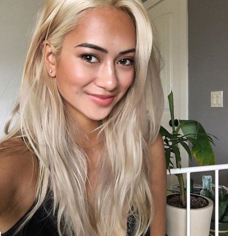 Geneva Cuff Filipino And English Blonde Asian Hair Filipino