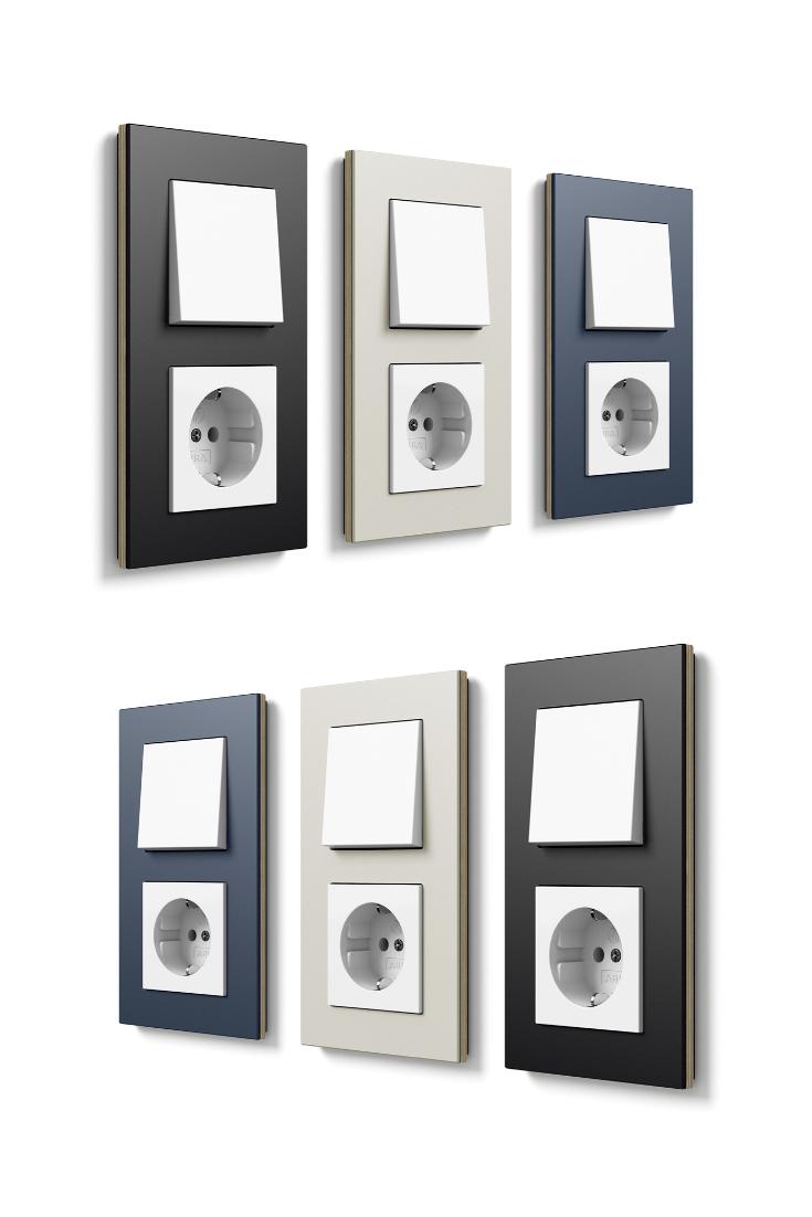 Stilvolle Wandschalter Schalter Und Steckdosen Steckdosen Und Lichtschalter Schalter
