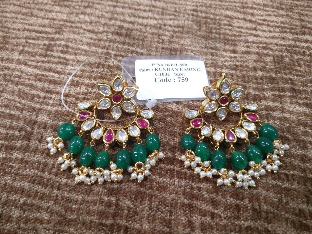 Pin by shubham jewellery on necklace sets pinterest