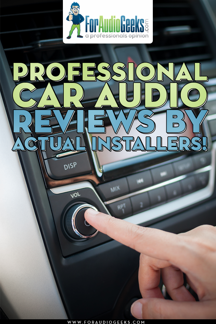 In short, we are a couple of car audio geeks That decided to put our ...