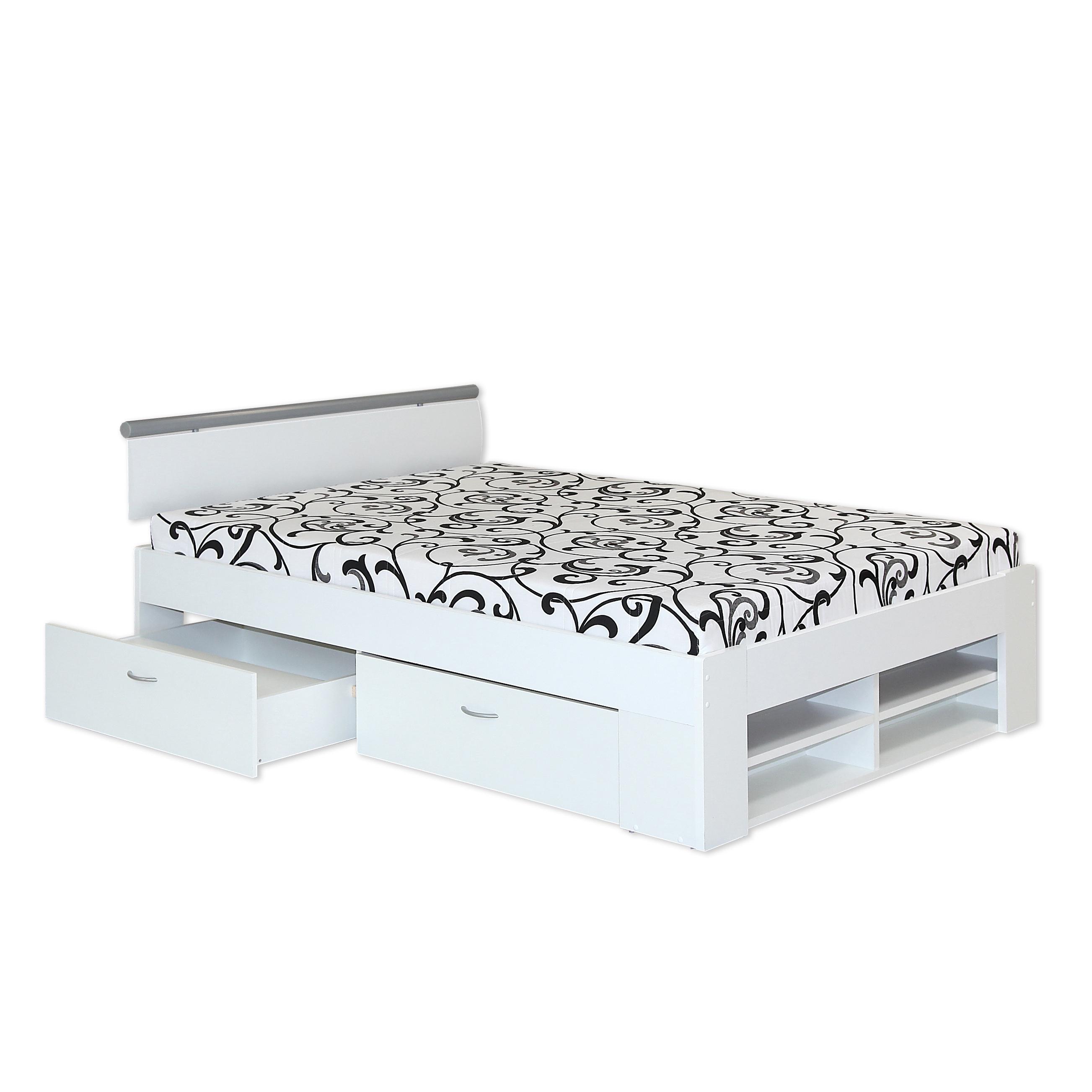 Bett 120x200 Weiss Mit Schubladen 10 Deutsche Dekor 2019 Wohnkultur Online Kaufen Bett 120x200 Bett Mit Lattenrost Bett 120x200 Weiss