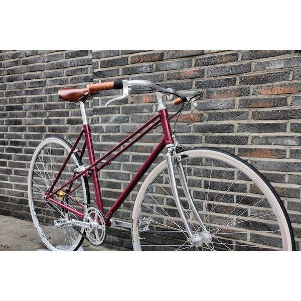 myownbike mixte singlespeed njoy rides peugeot fahrrad. Black Bedroom Furniture Sets. Home Design Ideas