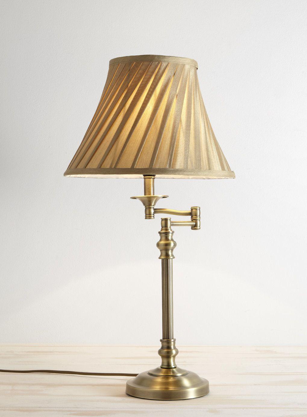 Photo 2 Of Swing Arm Table Lamp Lighting Lights Table Lamp