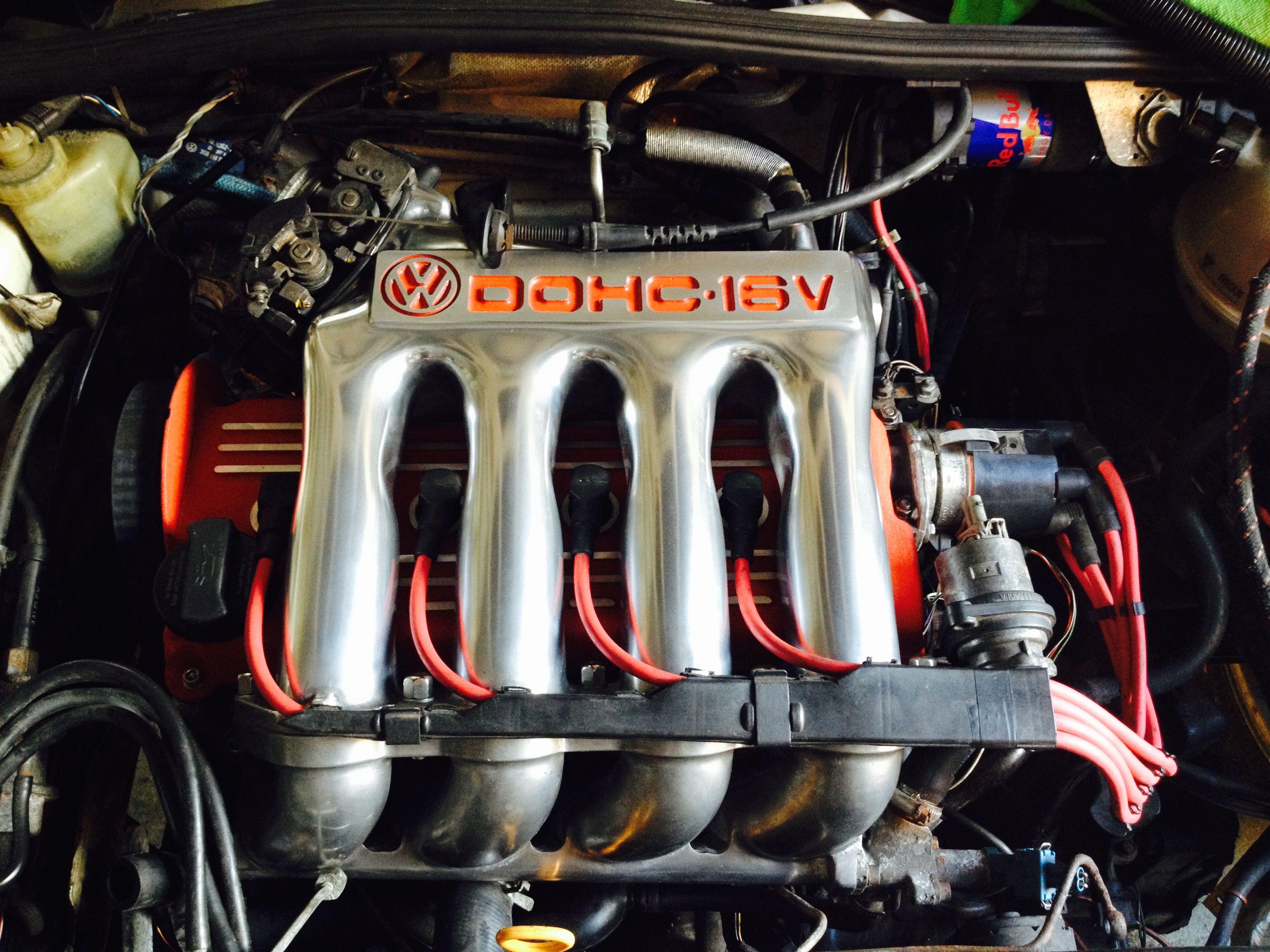 vw corrado 2.0 16v engine