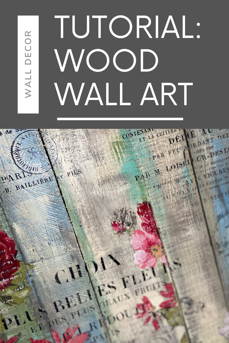 Wall Art From Pallet Wood Diy In 2020 Diy Wood Wall Decor Vintage Wall Decor Diy Vintage Decor