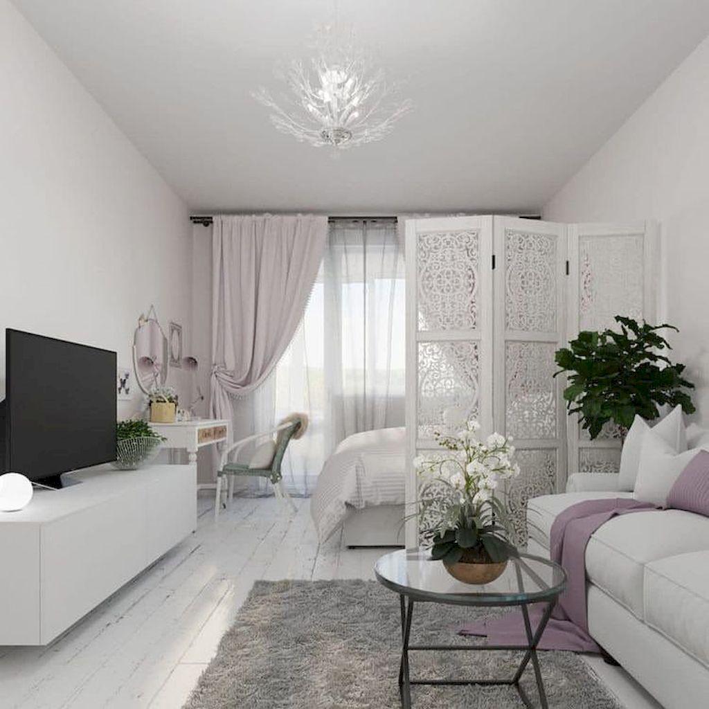 65 Clever Studio Apartment Decorating ideas - Insidexterior