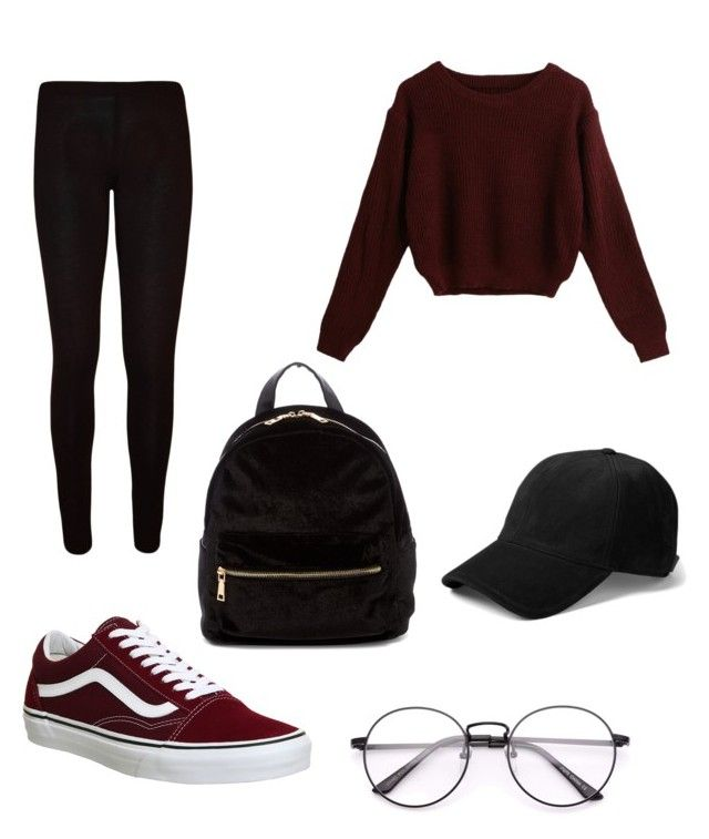 c1bcd28f50 Maroon and black outfit