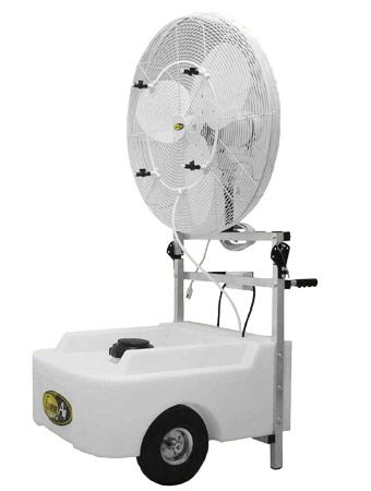 J D Misting Fans Keep You Cool At Sporting Events Misting Fan