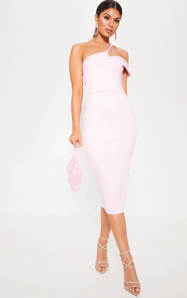 40++ Asymmetric neckline midi dress ideas