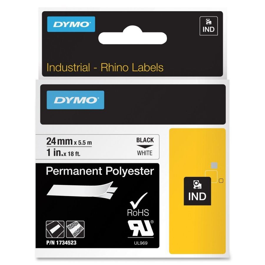 Dymo Rhino Polyester Label Tape