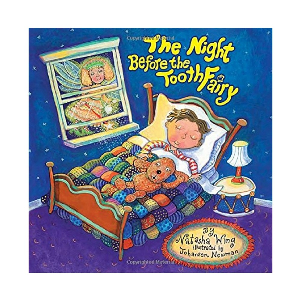 The Night Before the Tooth Fairy ( The Night Before